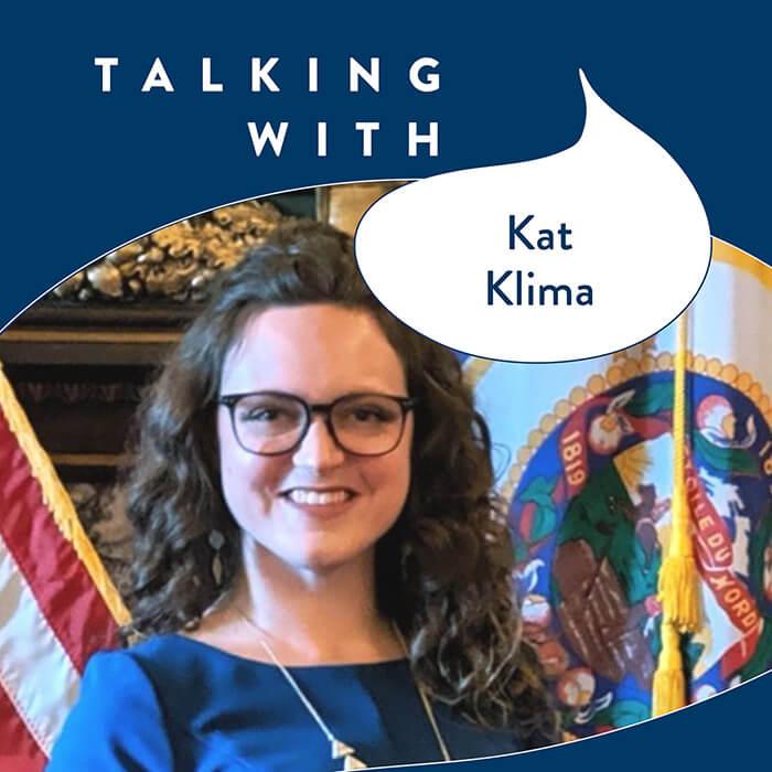 Kat Klima - Guest at Life After Now